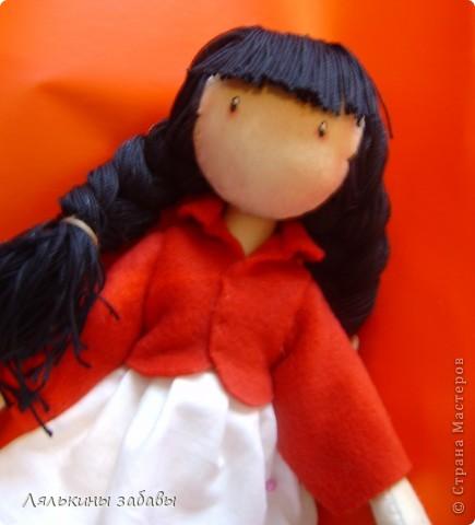 Сьюззи-дитя ветра. Вторая ,но не последняя моя куколка по мотивам иллюстраций.  фото 4