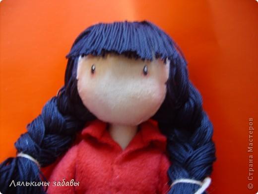 Сьюззи-дитя ветра. Вторая ,но не последняя моя куколка по мотивам иллюстраций.  фото 5
