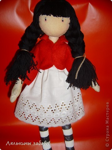Сьюззи-дитя ветра. Вторая ,но не последняя моя куколка по мотивам иллюстраций.  фото 6