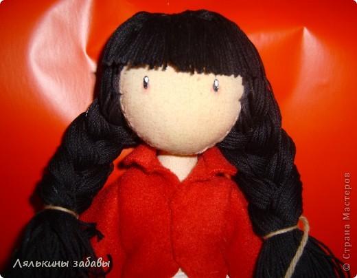 Сьюззи-дитя ветра. Вторая ,но не последняя моя куколка по мотивам иллюстраций.  фото 7