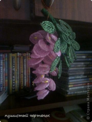 Еще одна моя работа из бисера:) фото 1
