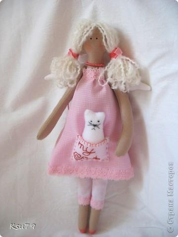 Это фея Фелиция - покровительница котов. фото 1