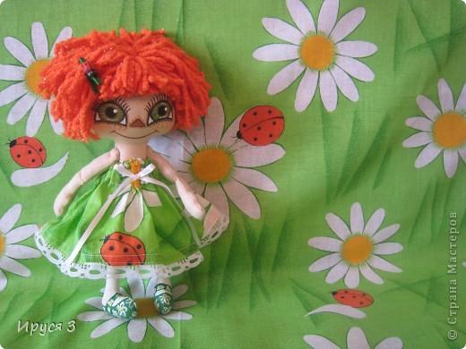Куколка Веснушка-Веселушка фото 2