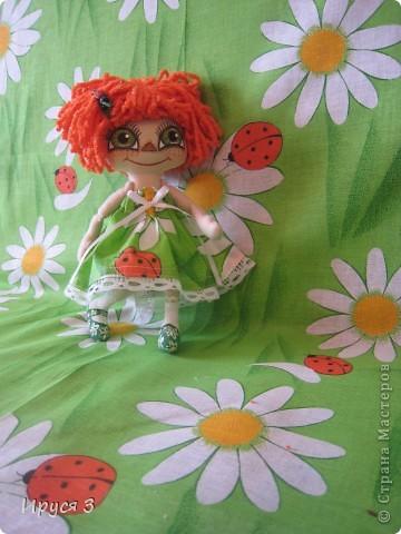 Куколка Веснушка-Веселушка фото 7