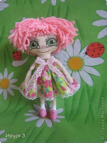 куколка Карамелька фото 6