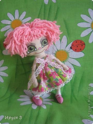 куколка Карамелька фото 5
