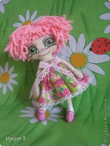 куколка Карамелька фото 1