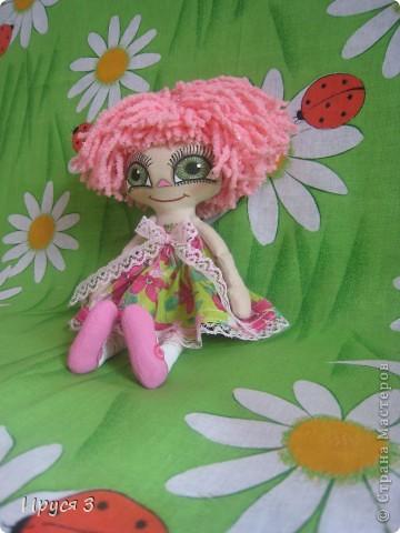 куколка Карамелька фото 2