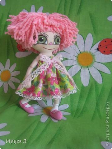 куколка Карамелька фото 3