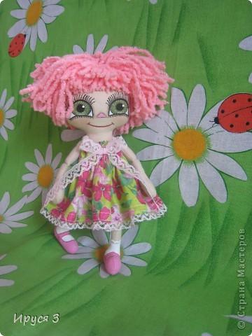 куколка Карамелька фото 4
