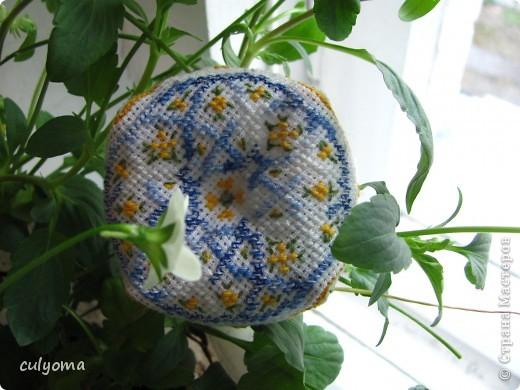 Моя кривулька с жёлтыми цветочками. фото 3