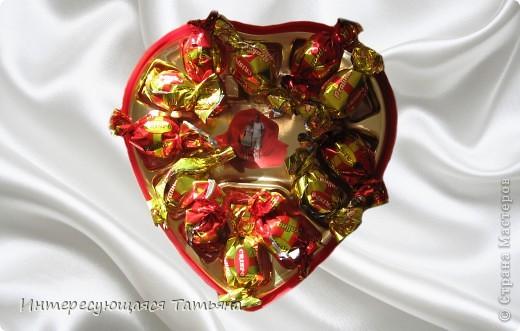 Коробка конфет - сюрприз для любимого фото 4
