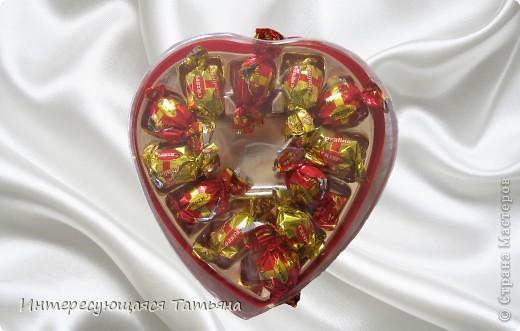 Коробка конфет - сюрприз для любимого фото 3