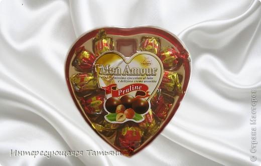 Коробка конфет - сюрприз для любимого фото 2