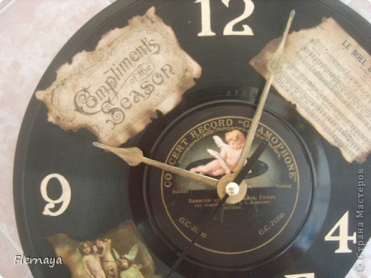 "Часы ""Ретро"" фото 2"