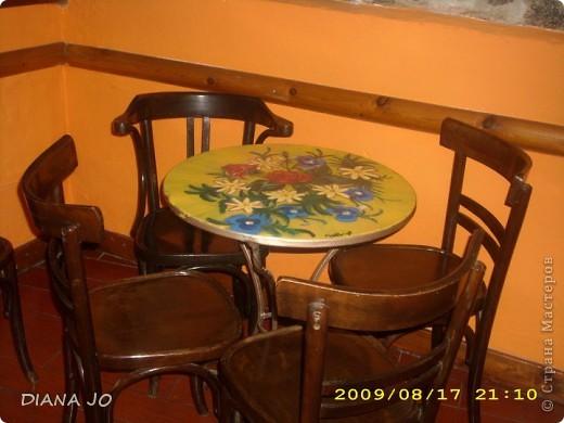 столики в том же кафе у друга фото 4