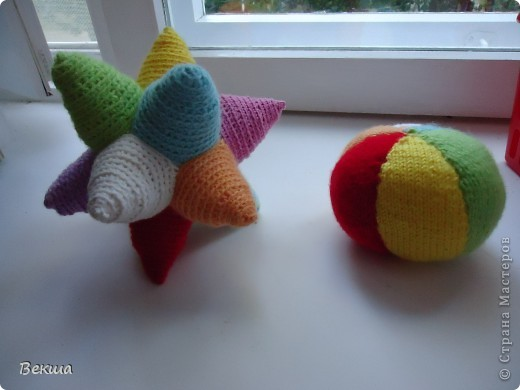 рукоделие сайт мастеров вязание игрушка развивающая крючком