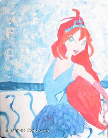 Рисунки нарисованные в 4 классе. фото 2