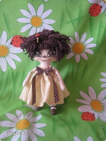 куколка Шоколадка  фото 2