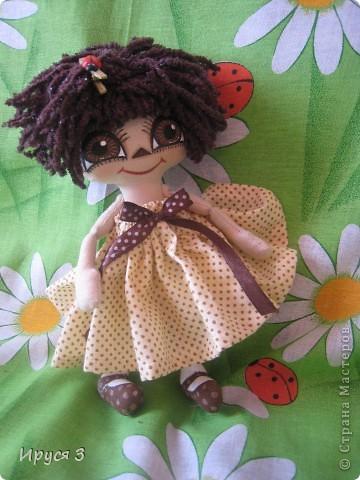 куколка Шоколадка  фото 3