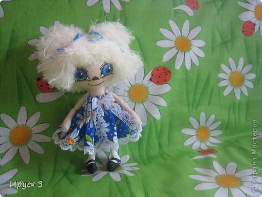 куколка Ромашка  фото 2