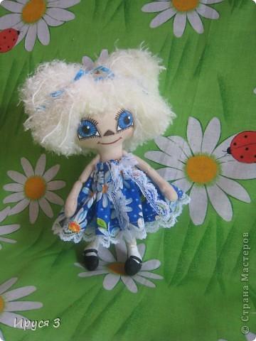 куколка Ромашка  фото 1
