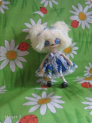 куколка Ромашка  фото 4