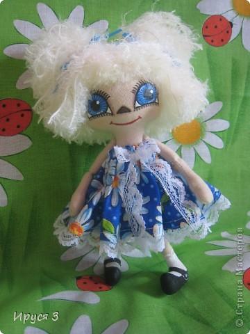 куколка Ромашка  фото 3