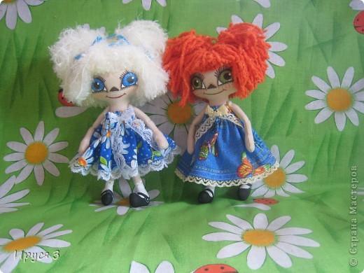 куколка Ромашка  фото 5