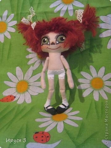 куколка Маргаритка фото 2