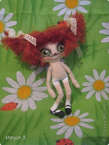 куколка Маргаритка фото 3