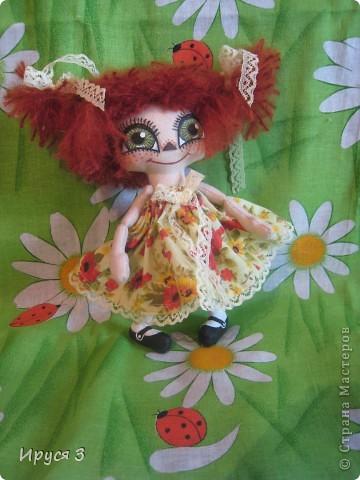 куколка Маргаритка фото 1
