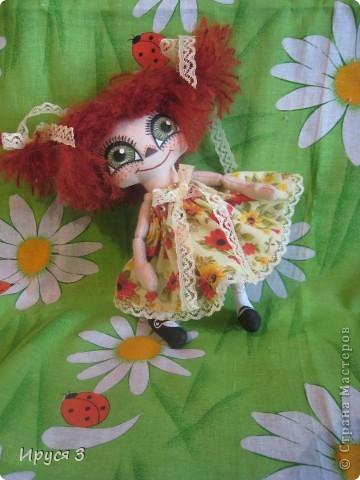 куколка Маргаритка фото 5