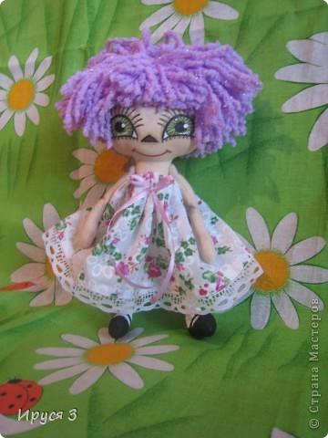 куколка Фиалочка фото 1