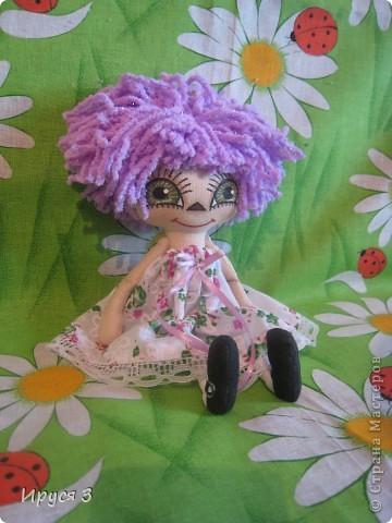 куколка Фиалочка фото 3