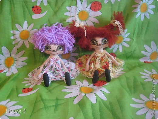 куколка Фиалочка фото 5