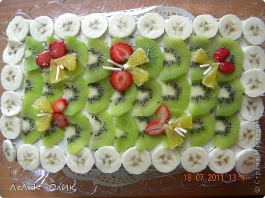 Здравствуйте дорогие!!! Торт для поднятия хорошего настроения себе и близким. фото 1