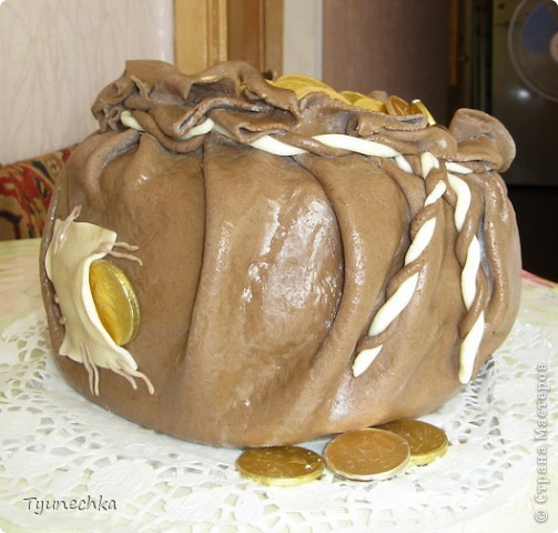 Такой тортик пекла на День Рождения для любимой мамули :) фото 1