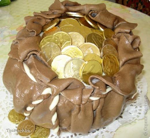 Такой тортик пекла на День Рождения для любимой мамули :) фото 3