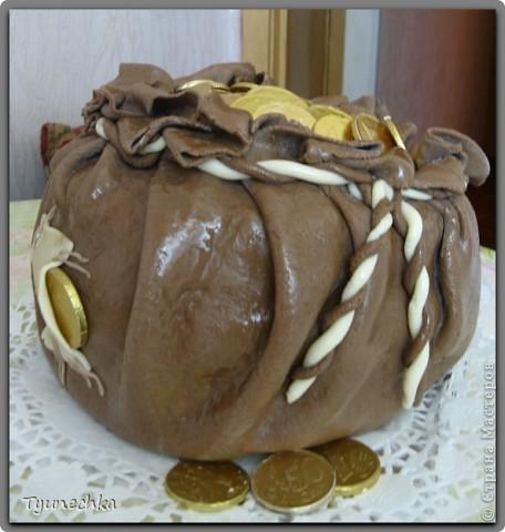 Такой тортик пекла на День Рождения для любимой мамули :) фото 4