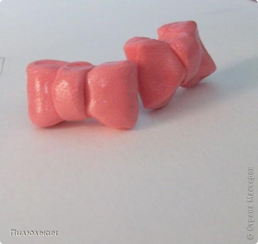 Серьги-гвоздики Розочки фото 2