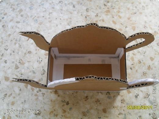коробочка для чайных пакетиков фото 2