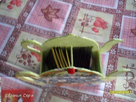 коробочка для чайных пакетиков фото 7