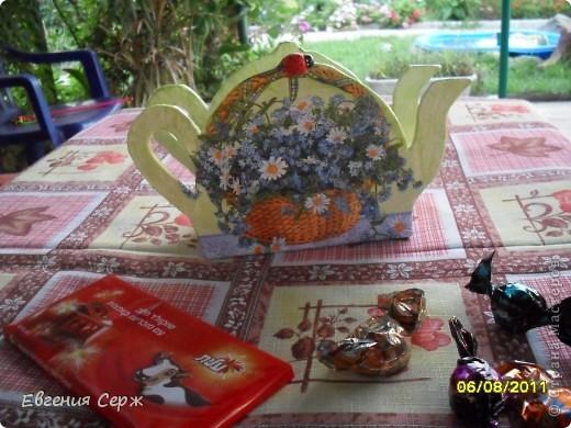 коробочка для чайных пакетиков фото 6
