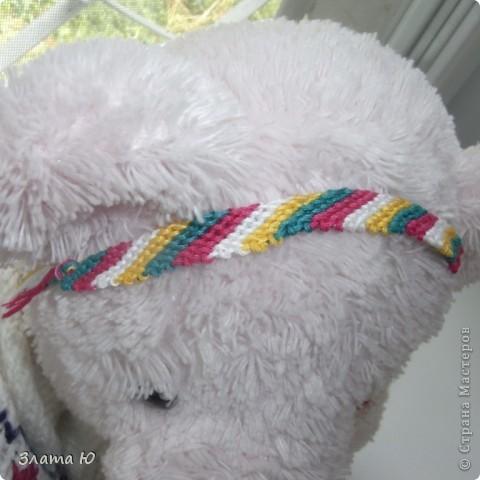 Все вместе.(См.голову розового Мишки,на руке у розового Мишки,и на плече у коричневого медвежонка). фото 3