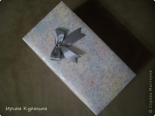 2 коробочка для свадебных бокалов фото 3