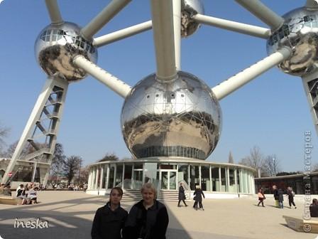 Вот мы и приехали в Брюссель,и сразу же пошли в центр ,Это площадь Императоров если не ошибаюсь а это и памятник одному из них фото 68