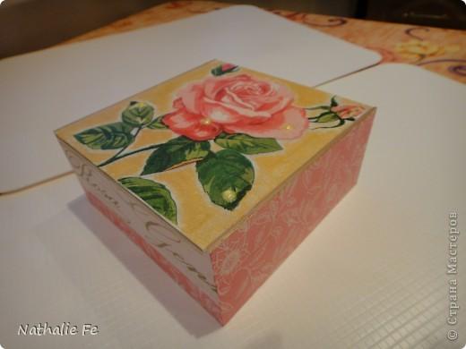 Была прозрачная пластиковая коробка от печенья фото 7