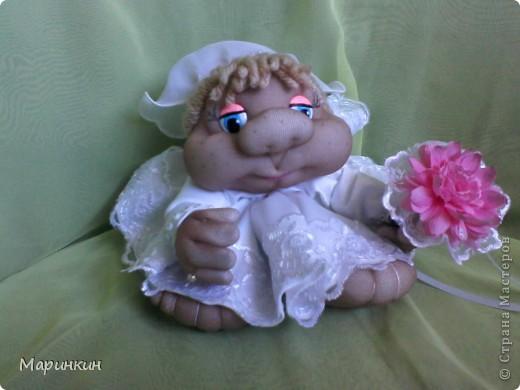 Вот, красавица невеста. фото 3