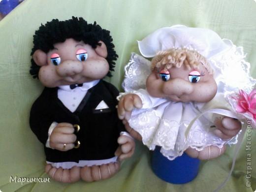 Вот, красавица невеста. фото 6